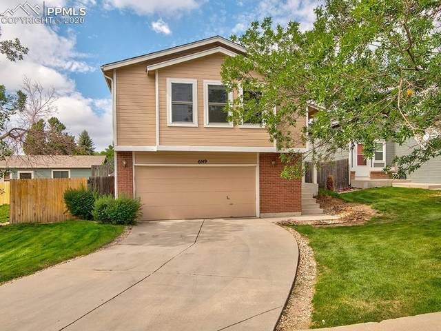 6149 Lowlander Court, Colorado Springs, CO 80922 (#4770487) :: Action Team Realty