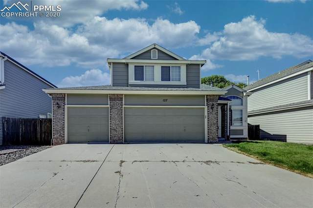 127 S Carlton Street, Castle Rock, CO 80104 (#4772287) :: CC Signature Group