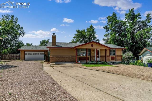 613 Bridger Lane, Colorado Springs, CO 80909 (#4772460) :: Dream Big Home Team | Keller Williams