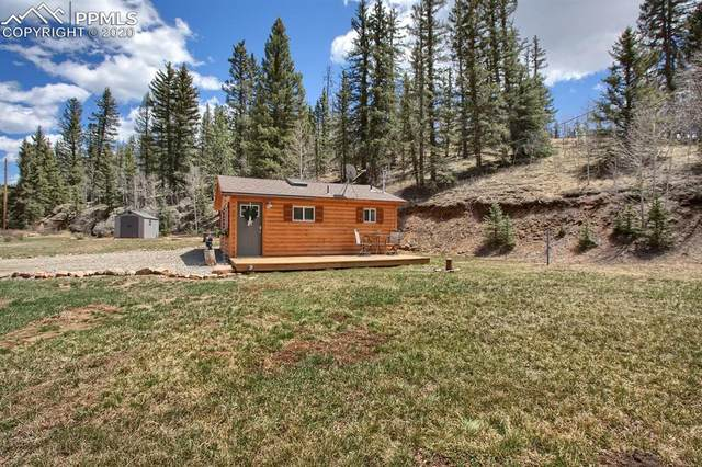 118 Midland Road, Florissant, CO 80816 (#4773054) :: The Kibler Group