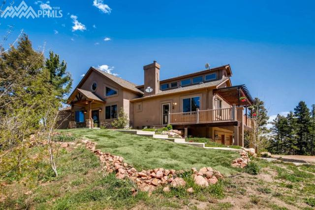 13500 Deer Ridge Way, Larkspur, CO 80118 (#4774105) :: Group 46:10 Colorado Springs