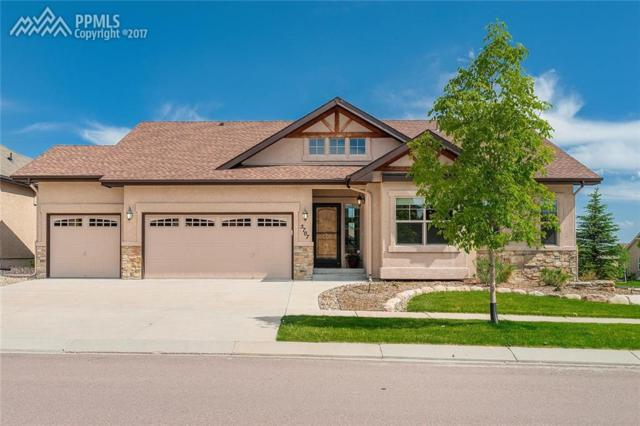 5707 Wolf Village Drive, Colorado Springs, CO 80924 (#4775905) :: Jason Daniels & Associates at RE/MAX Millennium