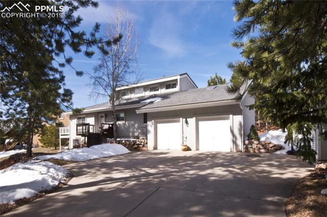 320 Ponderosa Court, Woodland Park, CO 80863 (#4776165) :: Venterra Real Estate LLC