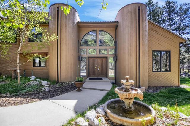 18145 Sunburst Drive, Monument, CO 80132 (#4777556) :: Jason Daniels & Associates at RE/MAX Millennium
