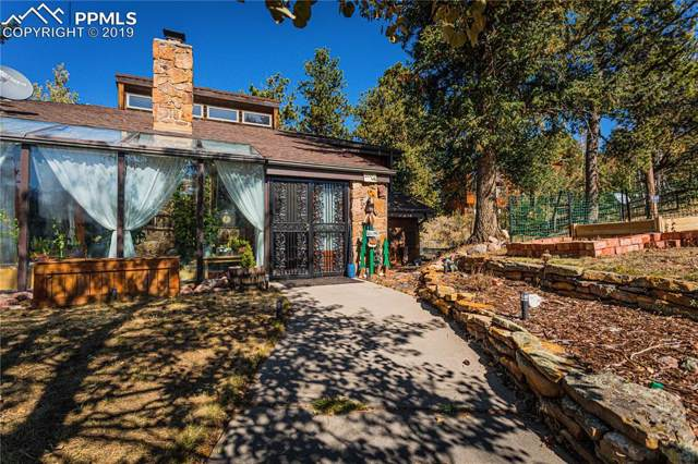 200 Morning Sun Drive, Woodland Park, CO 80863 (#4779693) :: The Treasure Davis Team