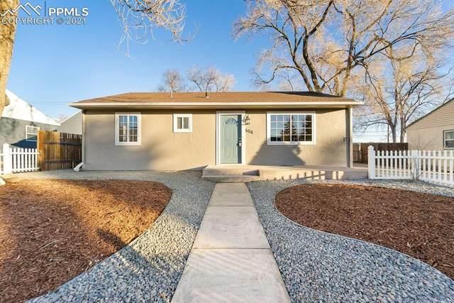 506 Warren Avenue, Colorado Springs, CO 80905 (#4781498) :: Action Team Realty