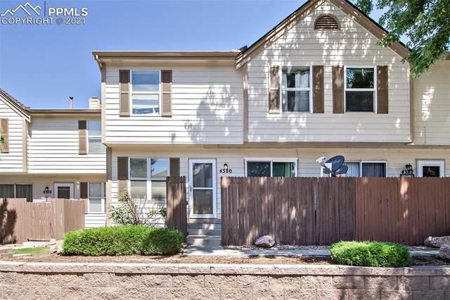 4380 Hawks Lookout Lane, Colorado Springs, CO 80916 (#4786918) :: Dream Big Home Team | Keller Williams