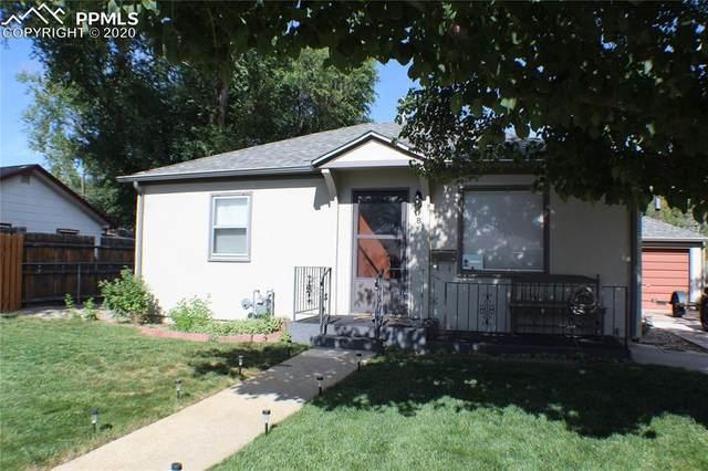 718 Arlen Avenue, Pueblo, CO 81005 (#4789251) :: Tommy Daly Home Team