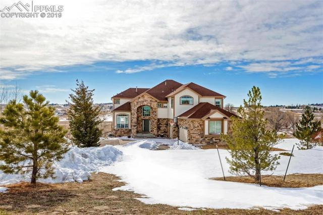 2376 Elkhorn Street, Parker, CO 80138 (#4790052) :: Relevate Homes | Colorado Springs