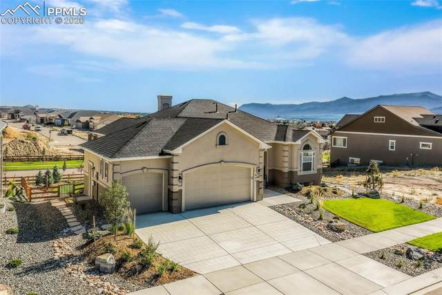 1943 Walnut Creek Court, Colorado Springs, CO 80921 (#4790218) :: Finch & Gable Real Estate Co.