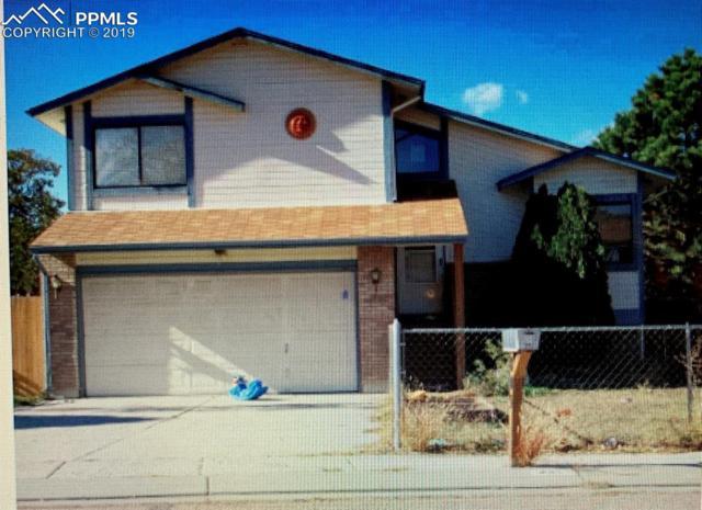 803 Crandall Drive, Colorado Springs, CO 80911 (#4790261) :: The Treasure Davis Team