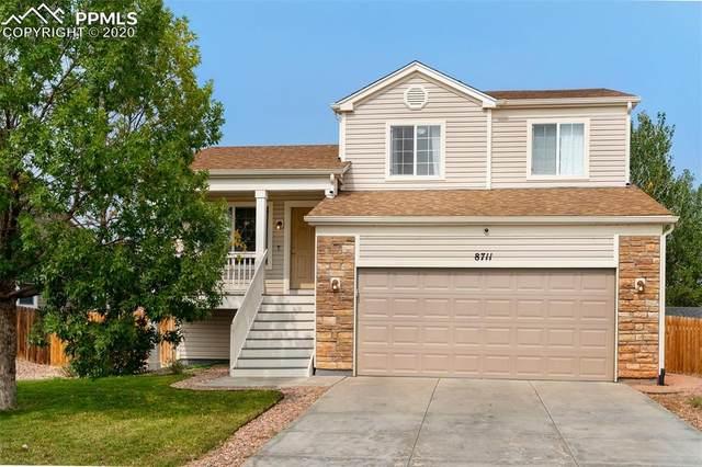 8711 Silver Glen Drive, Fountain, CO 80817 (#4792008) :: Venterra Real Estate LLC