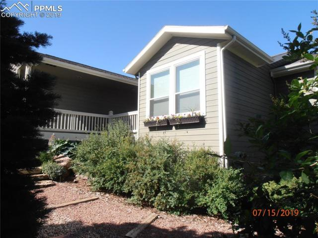 145 Star View Circle, Palmer Lake, CO 80133 (#4794544) :: 8z Real Estate
