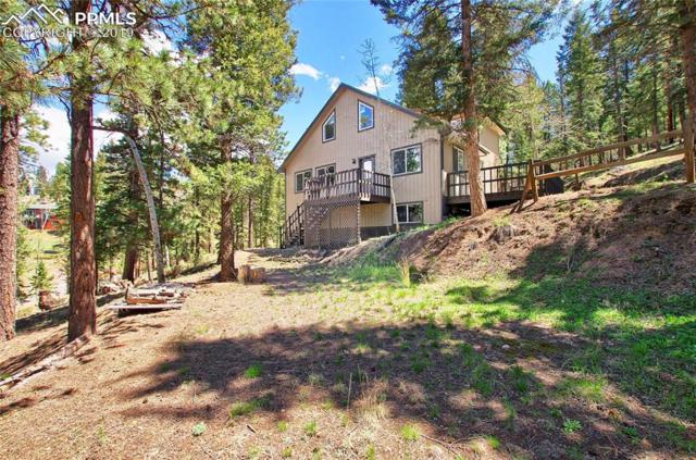 2535 Sunnywood Avenue, Woodland Park, CO 80863 (#4797309) :: The Treasure Davis Team
