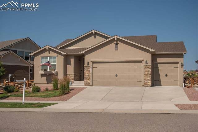 8715 Meadow Wing Circle, Colorado Springs, CO 80927 (#4798857) :: Tommy Daly Home Team