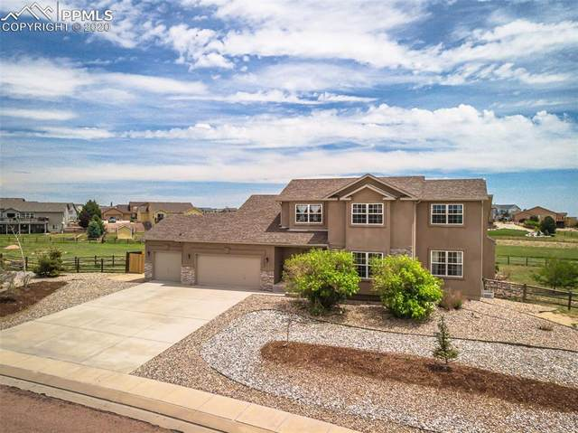 8941 Tompkins Road, Peyton, CO 80831 (#4800172) :: Finch & Gable Real Estate Co.