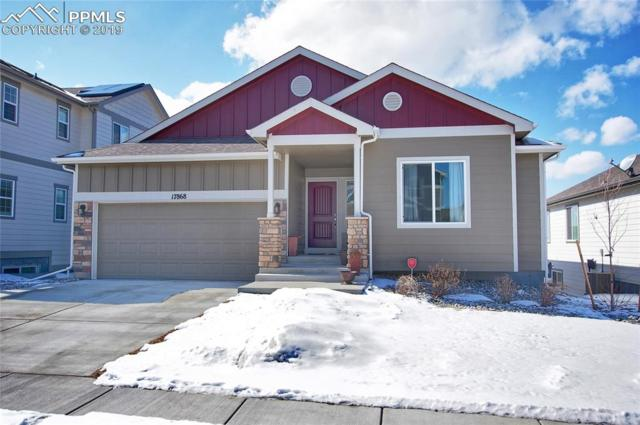 17868 Smelting Rock Drive, Monument, CO 80132 (#4801485) :: The Peak Properties Group