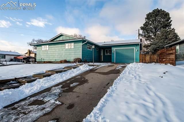 800 Maple Drive, Colorado Springs, CO 80911 (#4804079) :: The Dixon Group