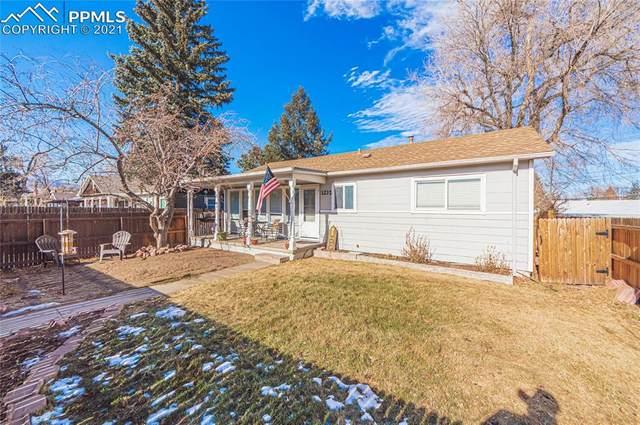 1232 E Uintah Street, Colorado Springs, CO 80909 (#4805903) :: The Scott Futa Home Team