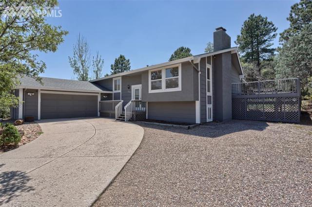 1125 Oak Hills Drive, Colorado Springs, CO 80919 (#4806637) :: Harling Real Estate