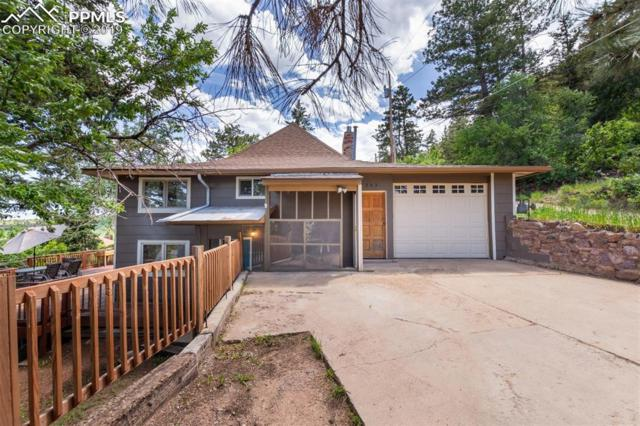 343 Verano Avenue, Palmer Lake, CO 80133 (#4807133) :: Tommy Daly Home Team