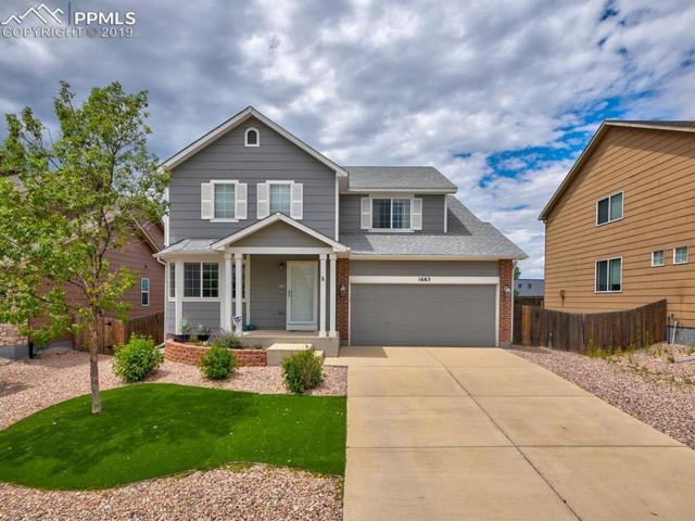 1665 Bucolo Avenue, Colorado Springs, CO 80951 (#4807445) :: HomePopper