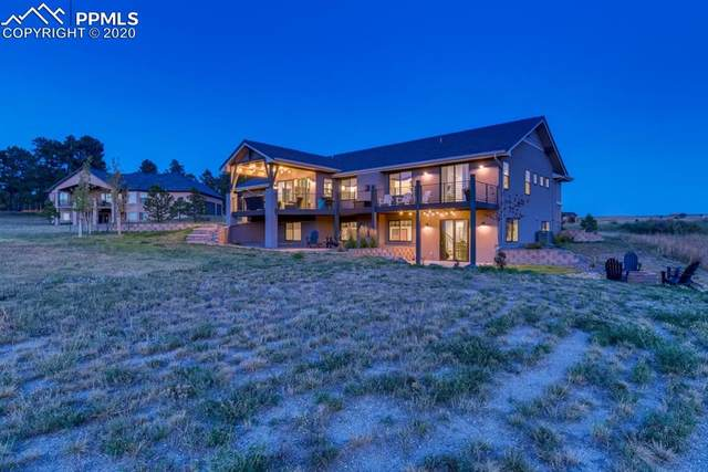 17464 Pond View Place, Colorado Springs, CO 80908 (#4807503) :: Action Team Realty