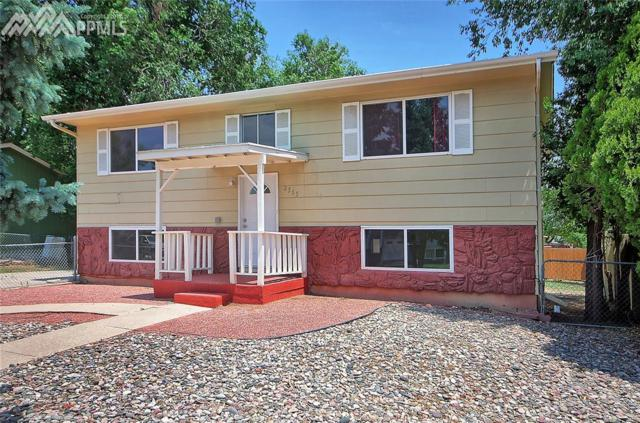 2565 Nadine Drive, Colorado Springs, CO 80916 (#4808225) :: Colorado Home Finder Realty