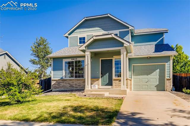 6450 Rockville Drive, Colorado Springs, CO 80923 (#4809177) :: 8z Real Estate