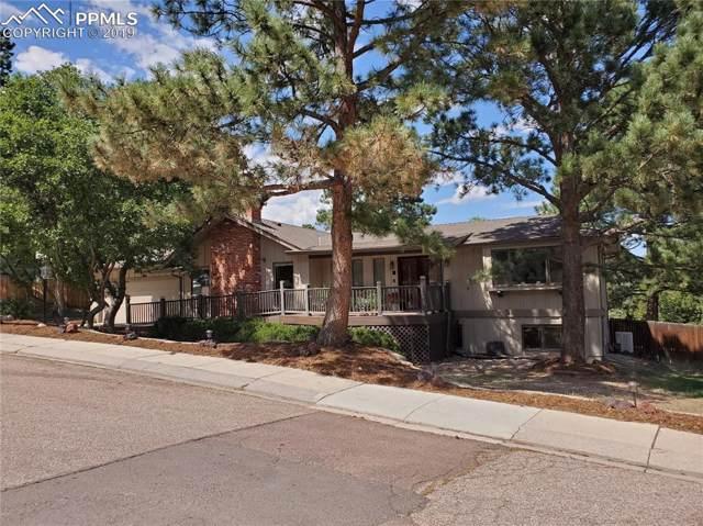 530 N Wintery Circle, Colorado Springs, CO 80919 (#4809770) :: The Kibler Group