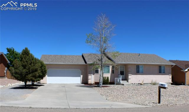 862 S Blakeland Drive, Pueblo West, CO 81007 (#4810669) :: Tommy Daly Home Team