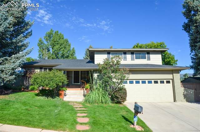 320 Crystal Hills Boulevard, Manitou Springs, CO 80829 (#4813836) :: Tommy Daly Home Team