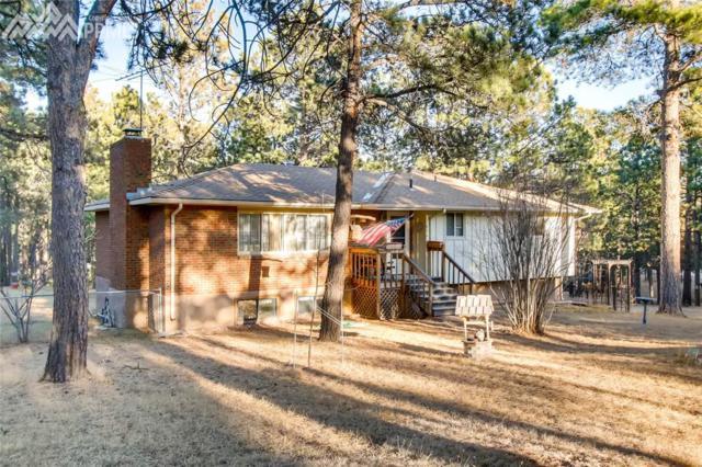 8340 Woodcrest Drive, Colorado Springs, CO 80908 (#4814029) :: The Treasure Davis Team