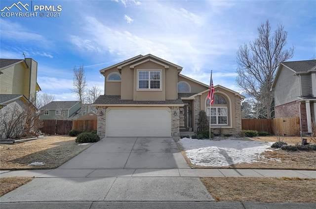 3789 Cottage Drive, Colorado Springs, CO 80920 (#4816998) :: The Scott Futa Home Team