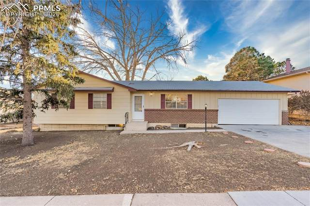 3609 W Montebello Drive, Colorado Springs, CO 80918 (#4824665) :: Realty ONE Group Five Star
