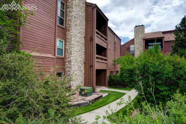 140 W Rockrimmon Boulevard #101, Colorado Springs, CO 80919 (#4826347) :: Colorado Home Finder Realty