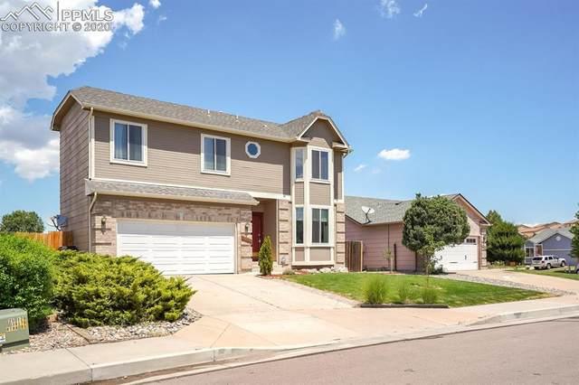 4280 Solarglen Drive, Colorado Springs, CO 80916 (#4827097) :: The Dixon Group