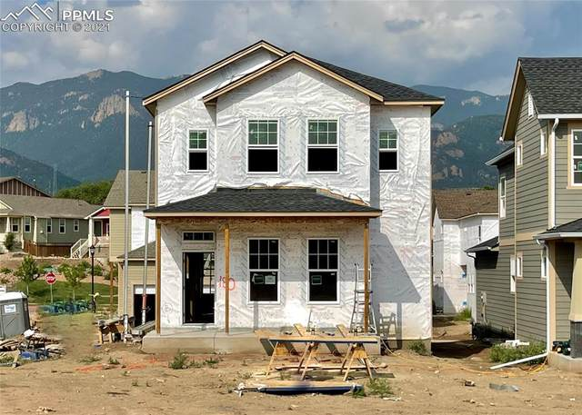 180 Mayflower Park Place, Colorado Springs, CO 80905 (#4827399) :: Action Team Realty