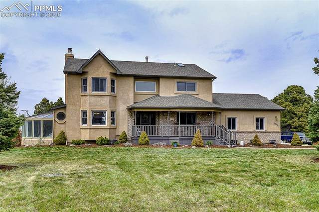 17985 Bakers Farm Road, Colorado Springs, CO 80908 (#4829301) :: 8z Real Estate