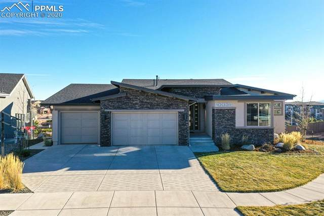 10031 Coyote Song Terrace, Colorado Springs, CO 80924 (#4829648) :: Action Team Realty