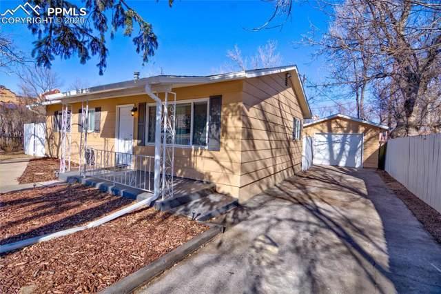 1002 Montrose Avenue, Colorado Springs, CO 80905 (#4835467) :: The Kibler Group