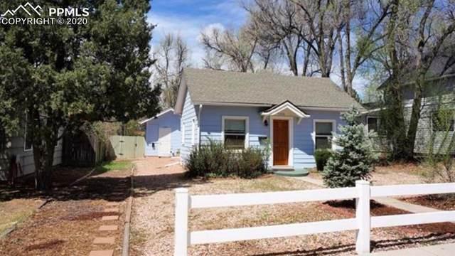 1222-1224 N El Paso Street, Colorado Springs, CO 80903 (#4837324) :: The Kibler Group