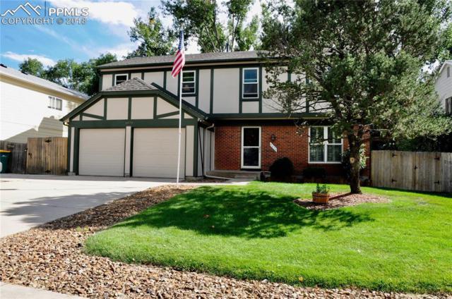 4878 S Old Brook Circle, Colorado Springs, CO 80917 (#4838101) :: Jason Daniels & Associates at RE/MAX Millennium