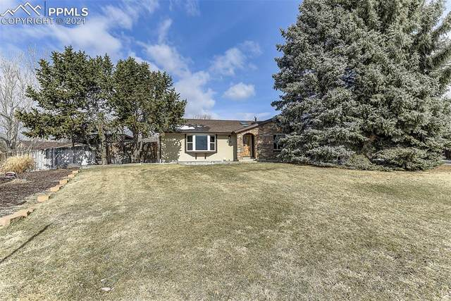 3750 E Cresta Loma Circle, Colorado Springs, CO 80911 (#4839995) :: The Gold Medal Team with RE/MAX Properties, Inc