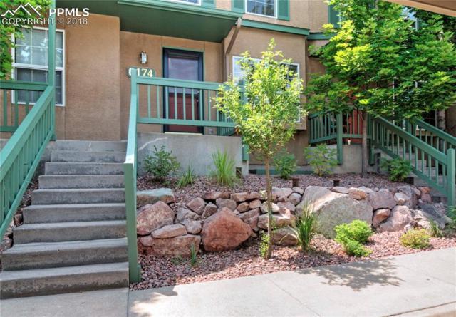6174 Colony Circle, Colorado Springs, CO 80919 (#4840056) :: The Hunstiger Team