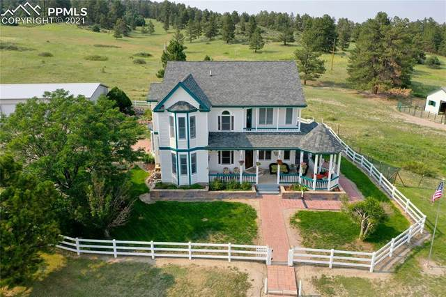 13371 County Road 94 Road, Elbert, CO 80106 (#4840930) :: Tommy Daly Home Team