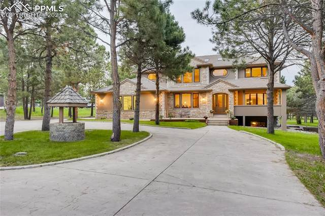 17145 Colonial Park Drive, Monument, CO 80132 (#4841190) :: Action Team Realty
