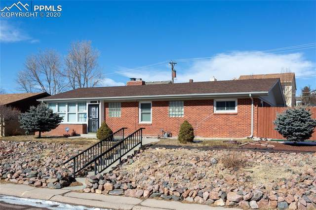 1002 Morning Star Drive, Colorado Springs, CO 80905 (#4845037) :: The Treasure Davis Team
