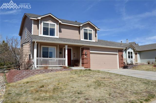 56 Misty Creek Drive, Monument, CO 80132 (#4848474) :: Fisk Team, RE/MAX Properties, Inc.