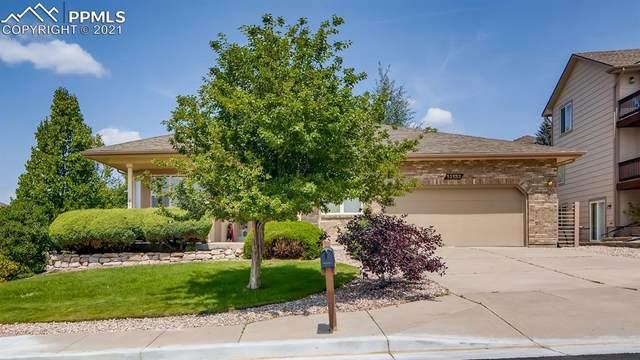 12132 Mount Baldy Drive, Colorado Springs, CO 80921 (#4848544) :: The Kibler Group